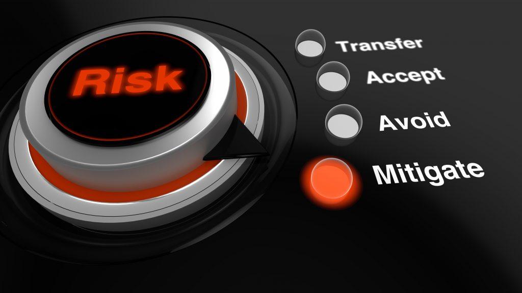 Bewust risico's nemen in plaats van ze onbewust te lopen.